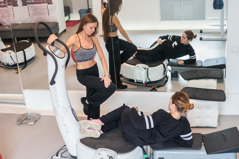 22 июля знаменитый тренер Эрика Левинская провела мастер-класс в фитнес-клубе Валерии Ladies Fitness.