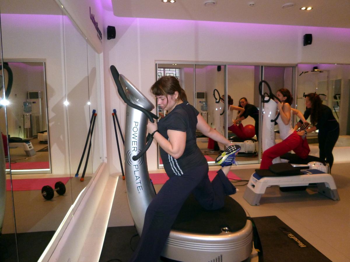 Месяц персональных фитнес-тренировок без ограничений