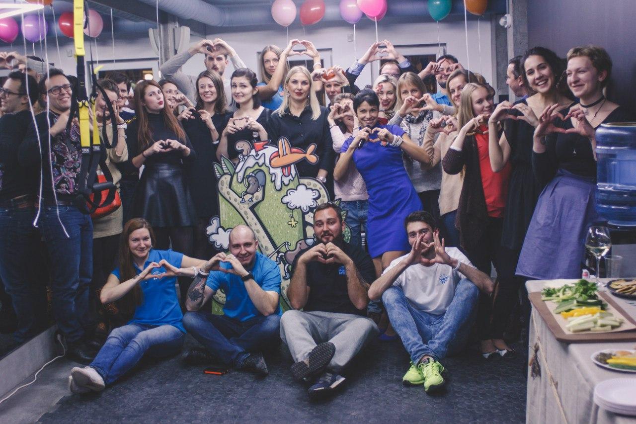 В нашем полку прибыло: открылась вторая студия Power Style в городе на Неве