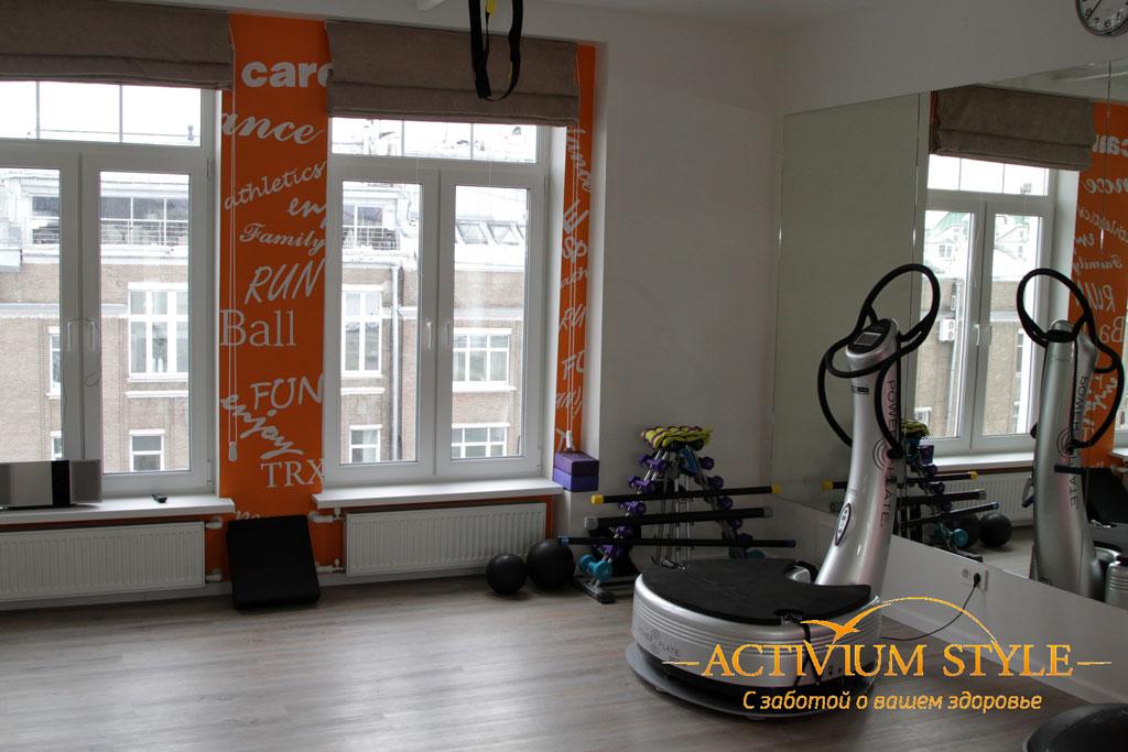Наш замечательный Партнёр - Судия персонального фитнеса «Activium Style» не перестаёт радовать нас своими достижениями!