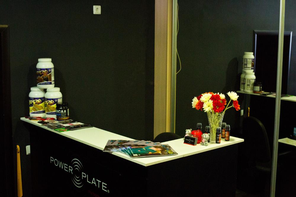 На новом месте - новая жизнь: новоселье в студии Power Plate в Челябинске!