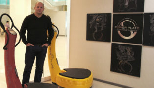 Power Plate® помогает Федору Емельяненко одерживать новые победы
