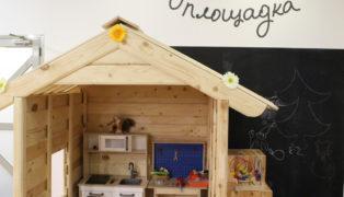 На тренировку и шоппинг вместе с детьми: в новой студии Power Plate открылась детская комната!