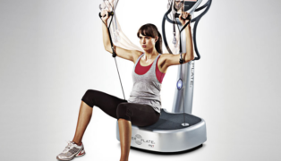Power Plate® My7: встречайте новейший тренажер для тренировки всех групп мышц!