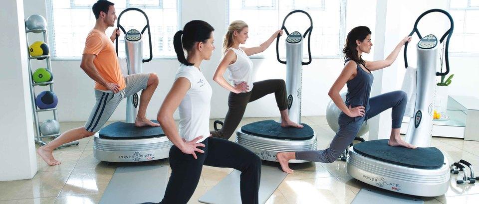 Спортивные fitness масажеры